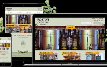 custom magento web design