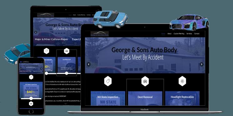 web designer new hampshire