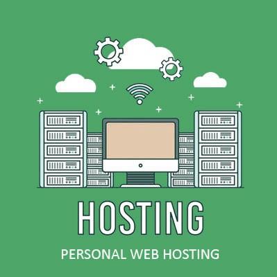 personal web hosting
