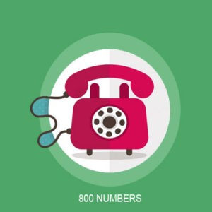 800 numbers