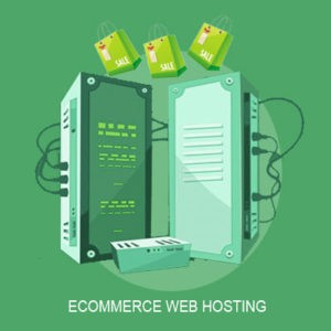 e-commerce web hosting