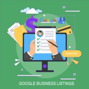 google business listings seo