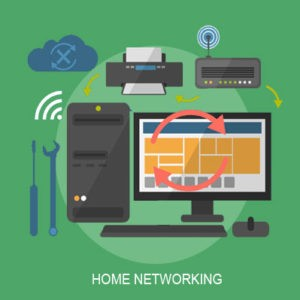 home internet networking