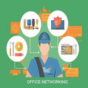 business office networking