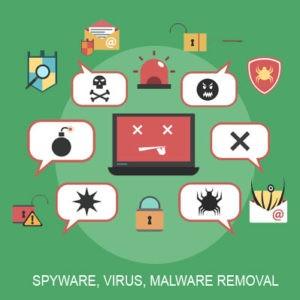 virus spyware malware removal