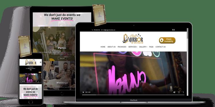 New Hampshire Web Design